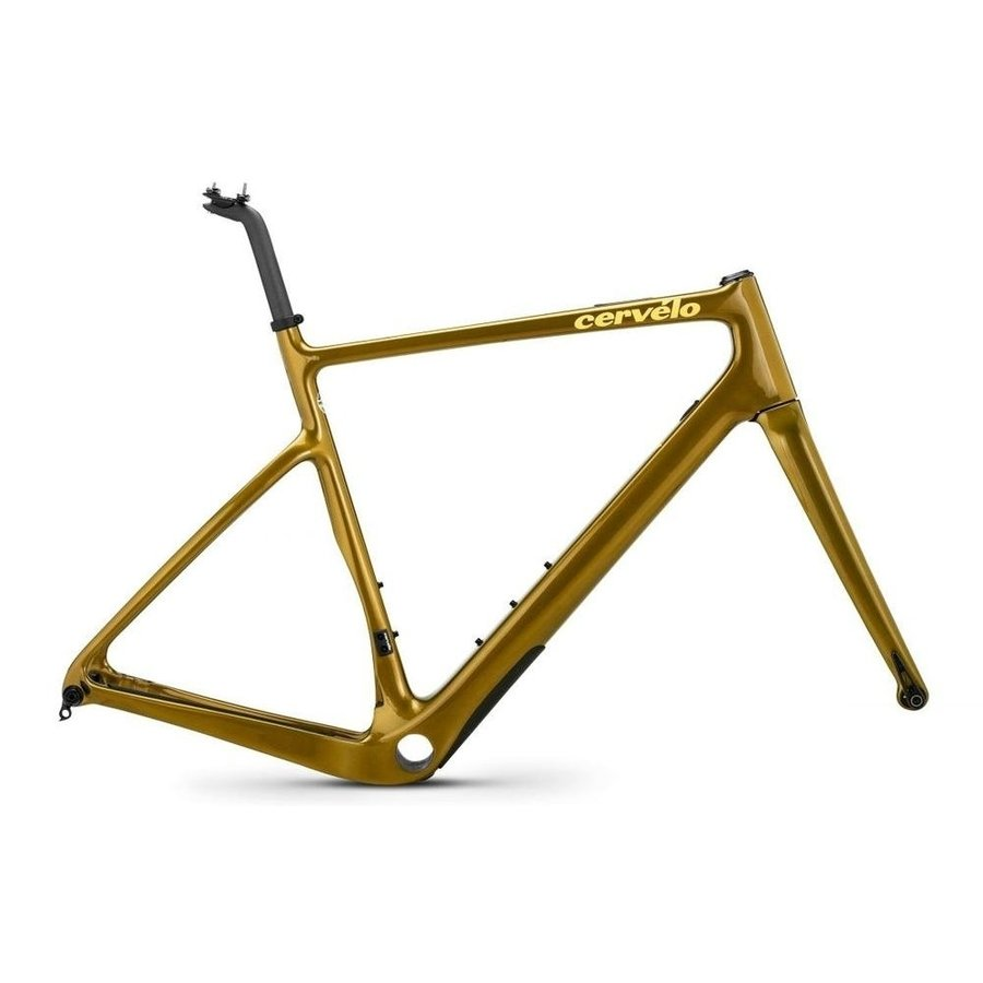 CERVELO サーベロ Aspero Disc Mid Olive/Dune 56 FRAME SET アスペロ ディスク ミッドオリーブ/デューン 56サイズ フレームセット ロードバイク 2020年モデル