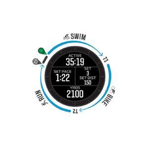 wahoo ワフー ELEMNT RIVAL MULTISPORT GPS WATCH エレメント ライバル マルチスポーツ GPSウォッチ サイクルコンピューター サイコン ロードバイク|cozybicycle|14