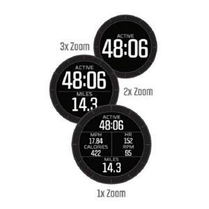wahoo ワフー ELEMNT RIVAL MULTISPORT GPS WATCH エレメント ライバル マルチスポーツ GPSウォッチ サイクルコンピューター サイコン ロードバイク|cozybicycle|16