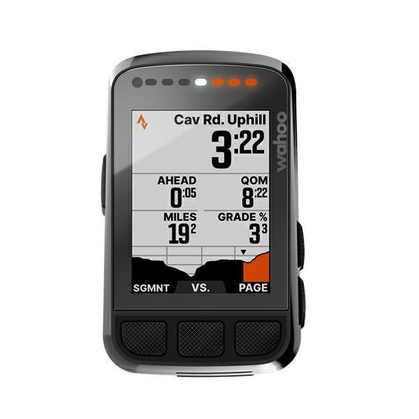 Wahoo ワフー ELEMNT BOLT GPS Bike Computer WFCC5 エレメントボルト GPSバイクコンピューター WFCC5 サイクルコンピューター|cozybicycle|05