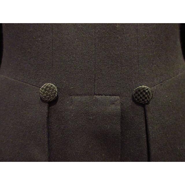 ビンテージ20's●DAVIS BRYAN & COモーニングコート黒●210224s5-m-ct 1920sメンズブラックフォーマルテーラードアンティーク|cozyvintage|03