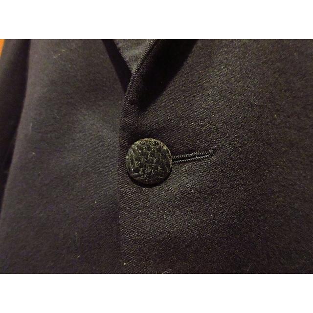 ビンテージ20's●DAVIS BRYAN & COモーニングコート黒●210224s5-m-ct 1920sメンズブラックフォーマルテーラードアンティーク|cozyvintage|04