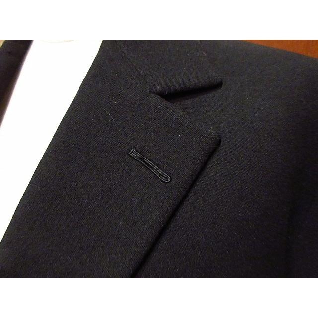 ビンテージ20's●DAVIS BRYAN & COモーニングコート黒●210224s5-m-ct 1920sメンズブラックフォーマルテーラードアンティーク|cozyvintage|05
