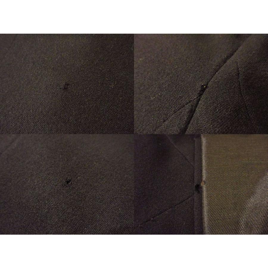ビンテージ20's●DAVIS BRYAN & COモーニングコート黒●210224s5-m-ct 1920sメンズブラックフォーマルテーラードアンティーク|cozyvintage|09