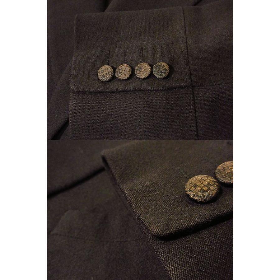 ビンテージ20's●DAVIS BRYAN & COモーニングコート黒●210224s5-m-ct 1920sメンズブラックフォーマルテーラードアンティーク|cozyvintage|10