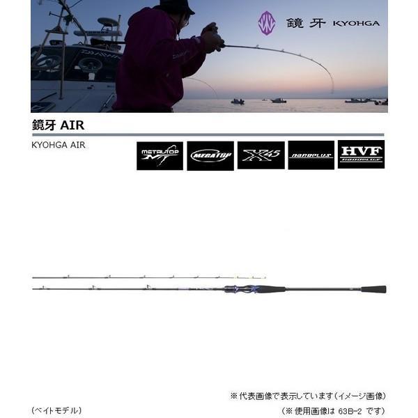 ダイワ キョウガ AIR 63B-2MT