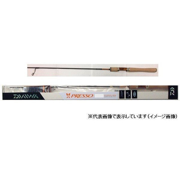 ダイワ PRESSO 64LF・V