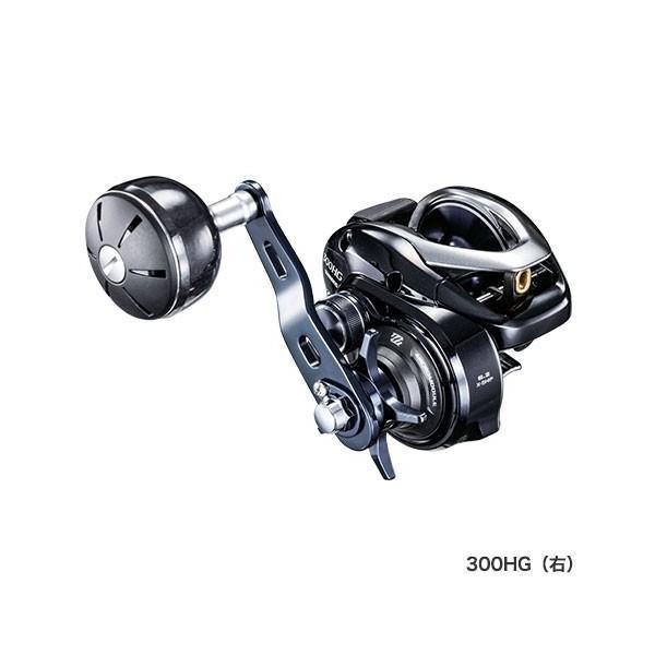 シマノ 17グラップラー 300HG