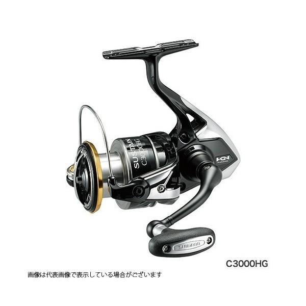 シマノ 17 サステイン C3000HG