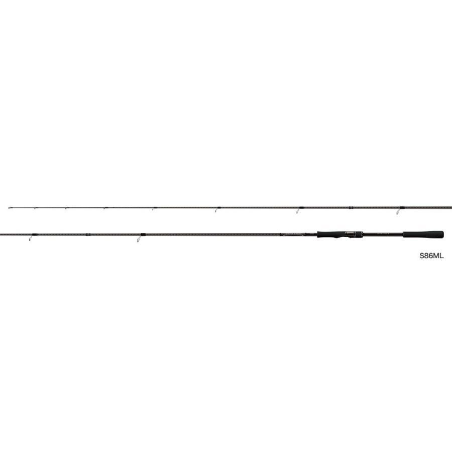 シマノ 18DIALUNA S96ML