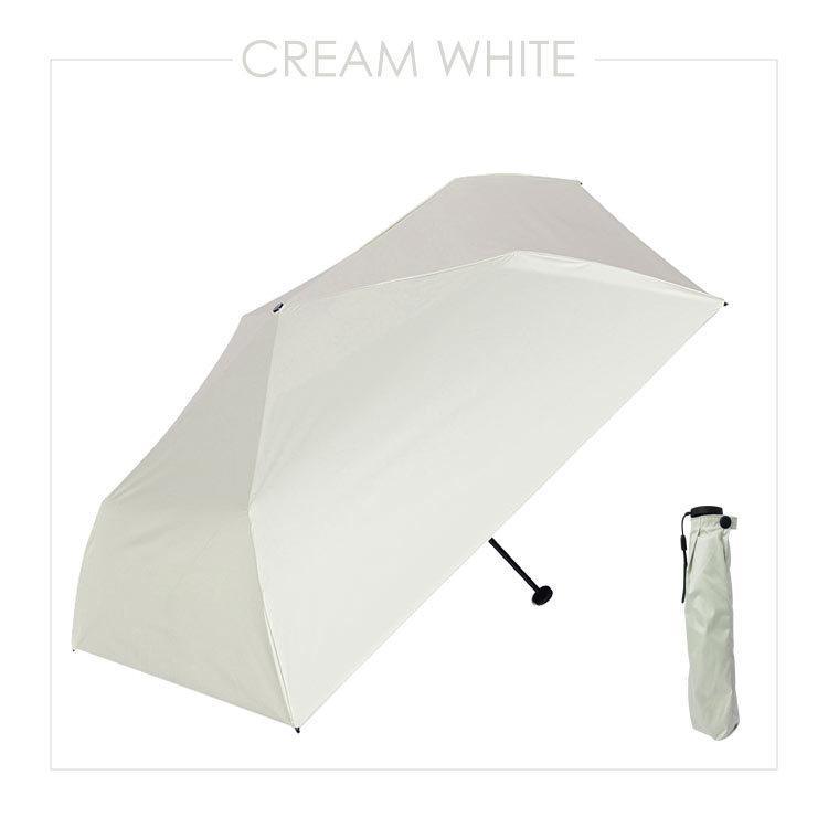 日傘 遮光 折りたたみ 晴雨兼用 おしゃれ 折りたたみ傘 軽量 UVカット 90% 紫外線カット スリム コンパクト ホワイト ブルー ピンク ブルー|cradlekobe|11