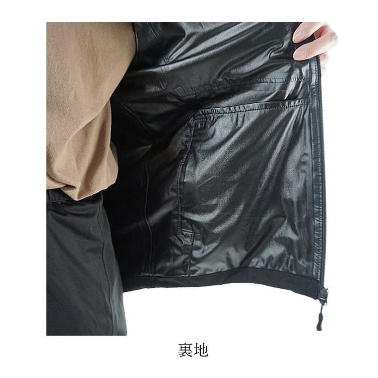 レインウェア 合羽 カッパ 雨具 ストレッチ ジャケット マウンテンパーカー ラムダ ロゴス LIPNER 28255 craftworks 11