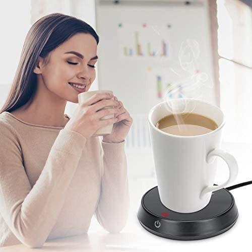 カップウォーマー コーヒー保温 コップ保温器 コーヒーウォーマー 保温コースター 重力センサー付き 適温40℃-60℃ (バラック)|creamarket|05