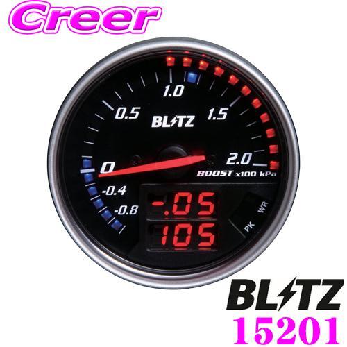 BLITZ 15201 FLD ブーストセンサー有 METER 超安い メーカー公式ショップ BOOST