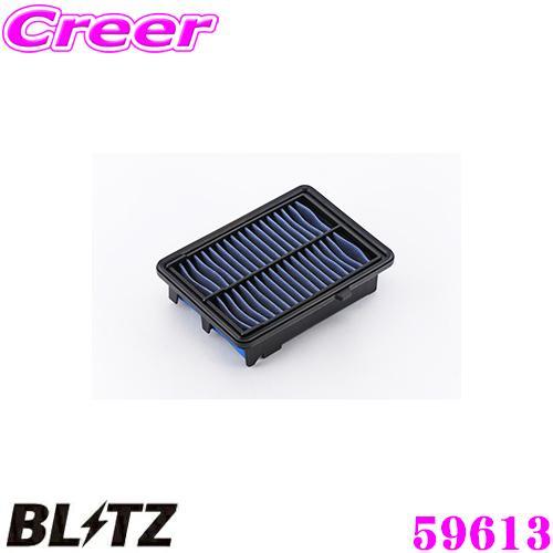 在庫あり即納 BLITZ ブリッツ SH-697B No.59613 ブランド品 POWER FILTER AIR SUS LM ディスカウント