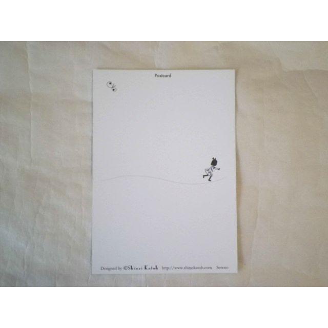 ShinziKatoh ポストカード(what)|crococko|02