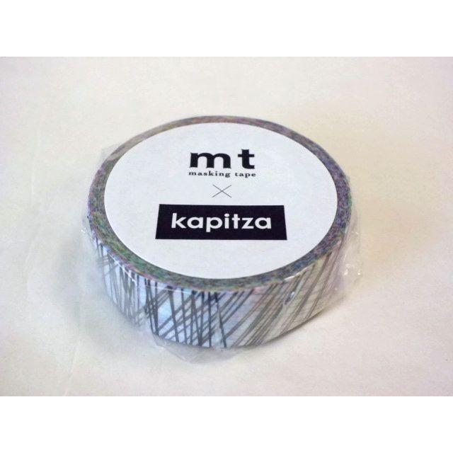 マスキングテープ mt×Kapitza(scribble) カモ井加工紙 crococko