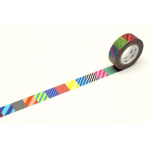 マスキングテープ mt×Kapitza(Multistripe) カモ井加工紙|crococko|02