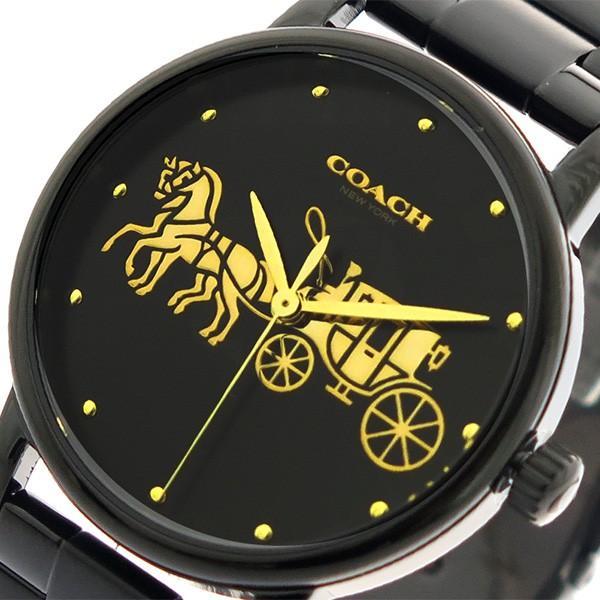 【一部予約!】 コーチ COACH 腕時計 レディース 14502925 クオーツ ブラック, BULL BOO 0837160b