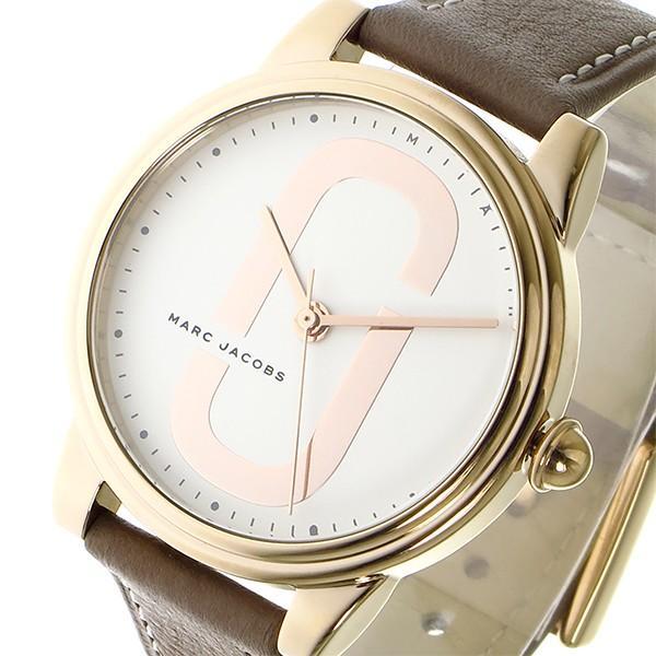 『4年保証』 マーク ジェイコブス MARC JACOBS クオーツ レディース 腕時計 MJ1579 ホワイト 白 おしゃれ ポイント消化, 熱い販売 d2263336