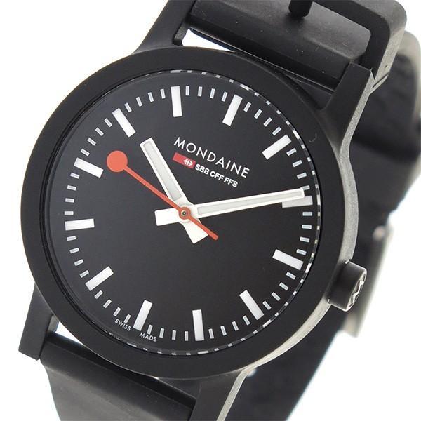 【送料無料/即納】  モンディーン MONDAINE クオーツ 腕時計 レディース 腕時計 MS1.32120.RB ブラック モンディーン クオーツ ポイント消化, ビューティアップ!:02034248 --- airmodconsu.dominiotemporario.com