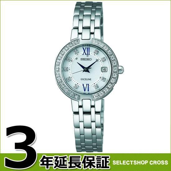 『3年保証』 【3年保証】 SEIKO 電波 セイコー EXCELINE SWCW083 エクセリーヌ 電波 時計 腕時計 ソーラー修正 レディース 腕時計 SWCW083 おしゃれ ポイント消化, インテリア西岡(輸入家具&雑貨):662baafc --- airmodconsu.dominiotemporario.com
