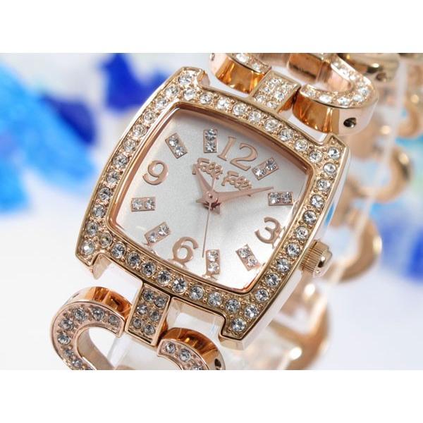 新品同様 フォリフォリ FOLLI FOLLIE 腕時計 WF5R120BSS ポイント消化, 今市市 1dc8f1e0