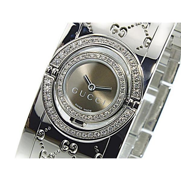 【激安大特価!】  グッチ GUCCI トワール 腕時計 クオーツ レディース 腕時計 GUCCI YA112504 おしゃれ YA112504 ポイント消化, ニシノシマチョウ:82d44b13 --- airmodconsu.dominiotemporario.com
