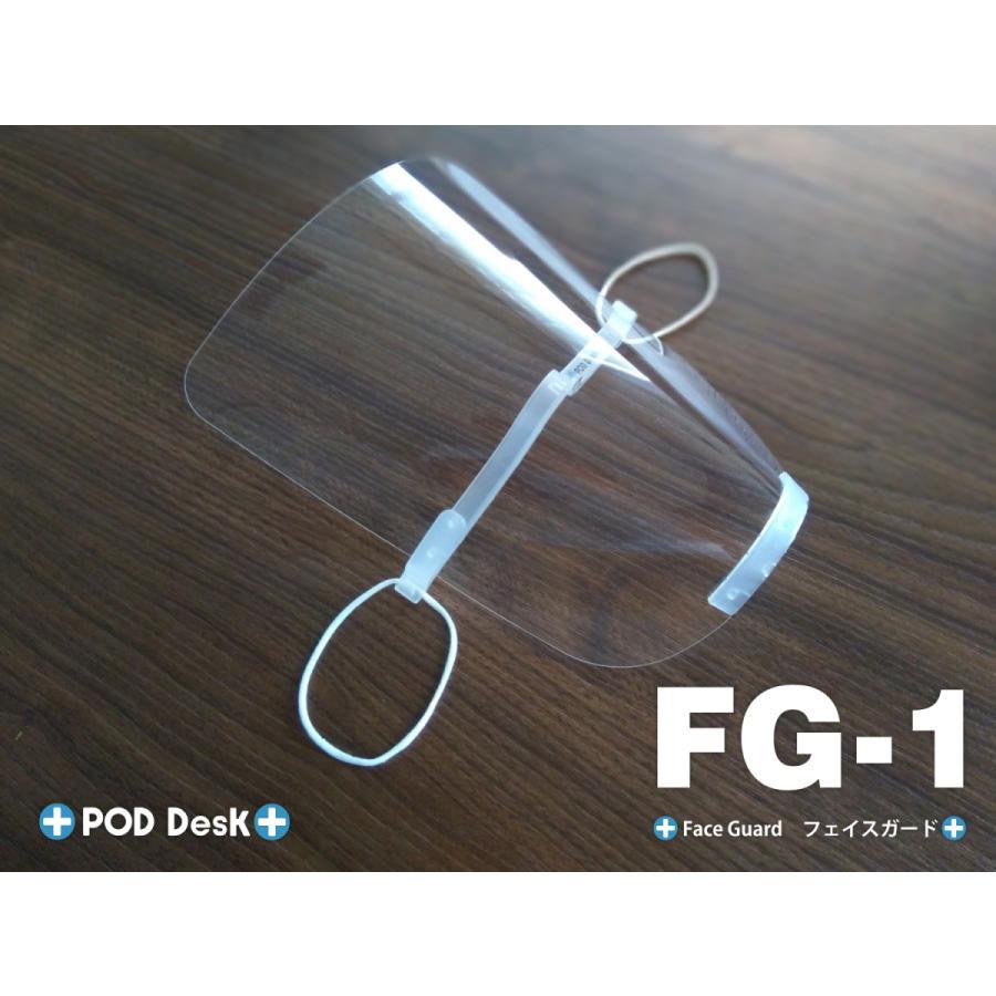 「フェイスガード FG-1」(シールドフィルム3枚入) crosspod 02
