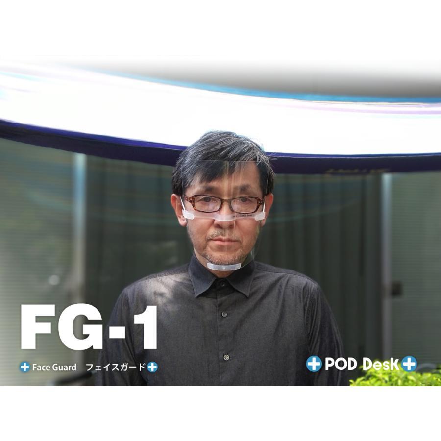 「フェイスガード FG-1」(シールドフィルム3枚入) crosspod 04