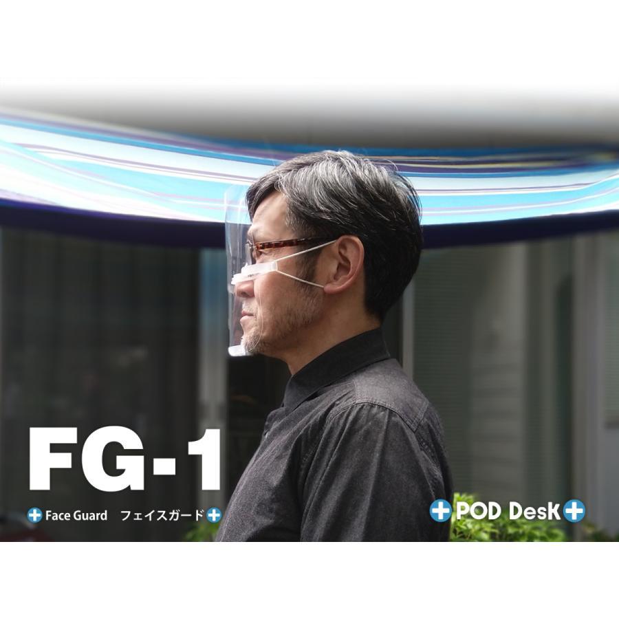 「フェイスガード FG-1」(シールドフィルム3枚入) crosspod 05