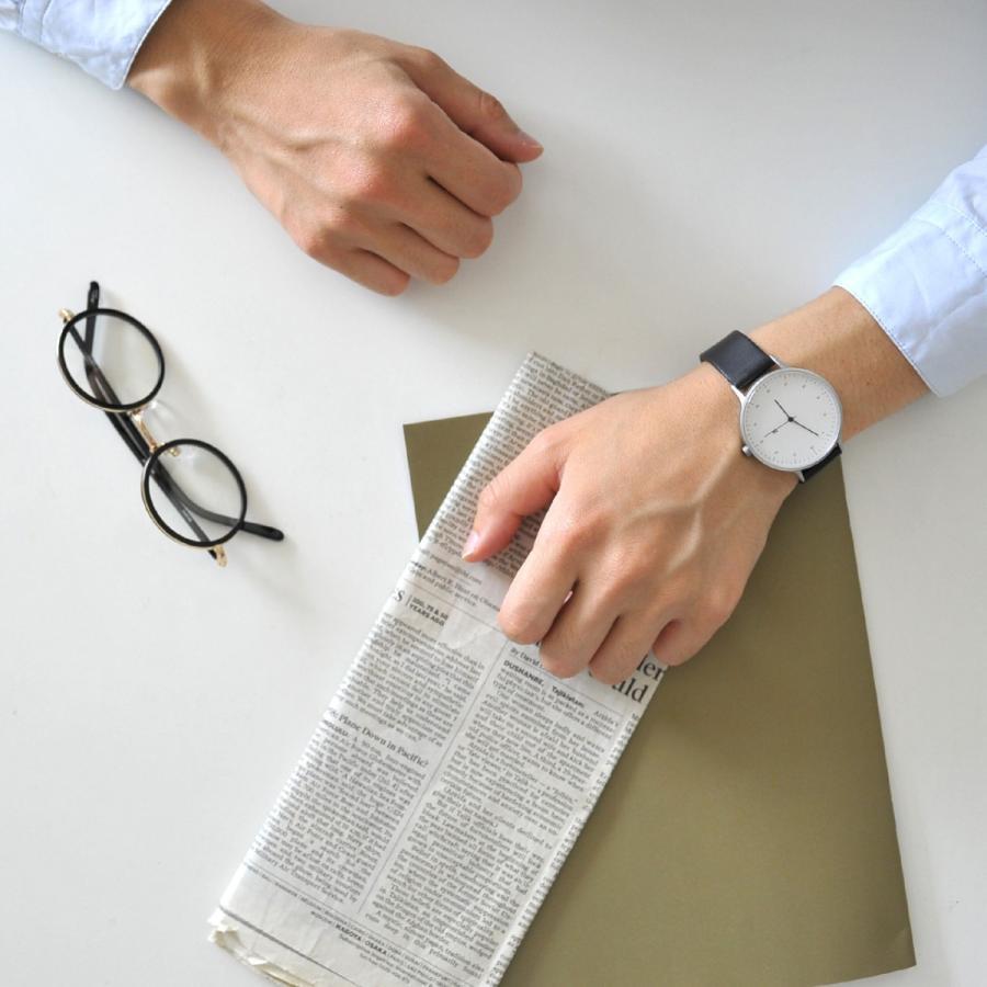 インストゥルメント INSTRMNT レザーストラップ リストウォッチ アナログ腕時計 レディース メンズ   腕時計 2980 送料無料|crouka|14