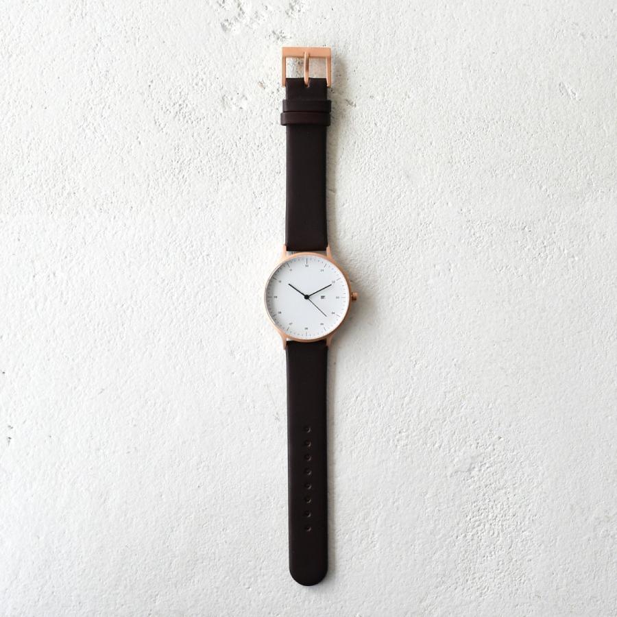 インストゥルメント INSTRMNT レザーストラップ リストウォッチ アナログ腕時計 レディース メンズ   腕時計 2980 送料無料|crouka|06