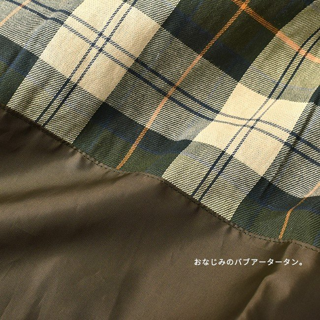 キャプテンサンシャイン×バブアー KAPTAIN SUNSHINE × Barbour フィールド ショート フーディ ジャケット KS9FBB02 送料無料|crouka|05