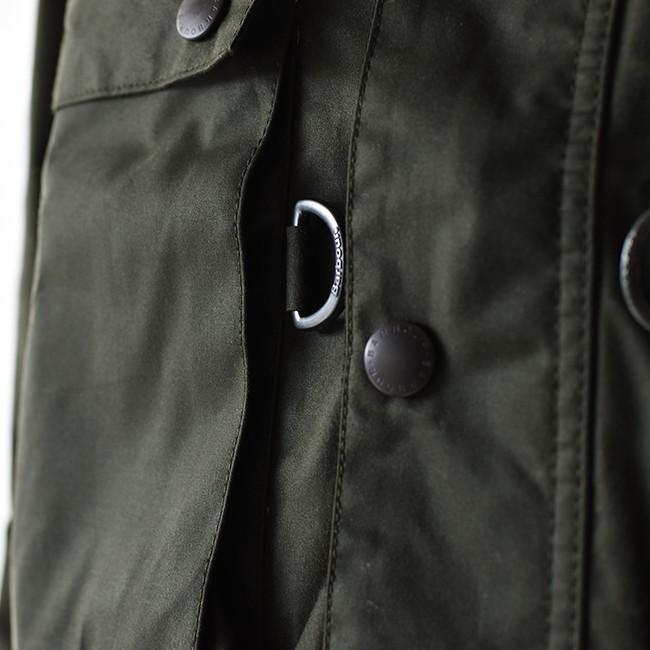 キャプテンサンシャイン×バブアー KAPTAIN SUNSHINE × Barbour フィールド ショート フーディ ジャケット KS9FBB02 送料無料|crouka|10
