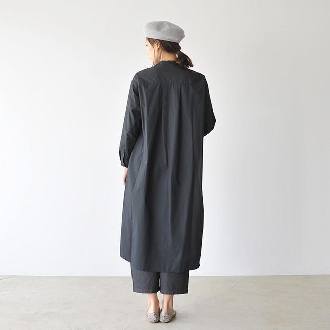 マノン manon CUT OFF DERESS ONE-PIECE スタンドカラー カットオフ ドレス ワンピース ・MNN-OP-033 送料無料 crouka 11
