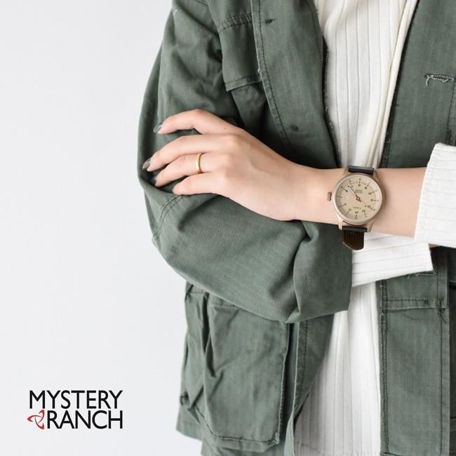 ミステリーランチ×タイメックス MYSTERY RANCH×TIMEX フィールド ウォッチ2 FIELD WATCH 2 時計 腕時計TW2T93200 送料無料|crouka