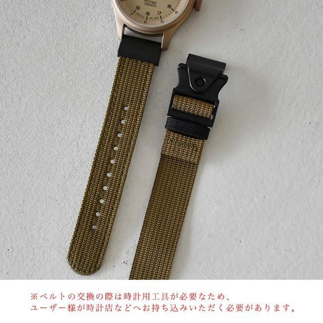ミステリーランチ×タイメックス MYSTERY RANCH×TIMEX フィールド ウォッチ2 FIELD WATCH 2 時計 腕時計TW2T93200 送料無料|crouka|11