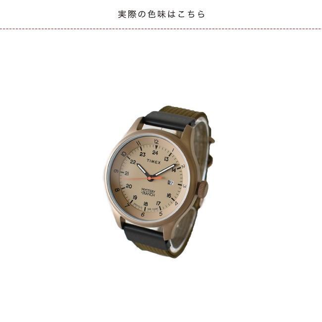 ミステリーランチ×タイメックス MYSTERY RANCH×TIMEX フィールド ウォッチ2 FIELD WATCH 2 時計 腕時計TW2T93200 送料無料|crouka|19