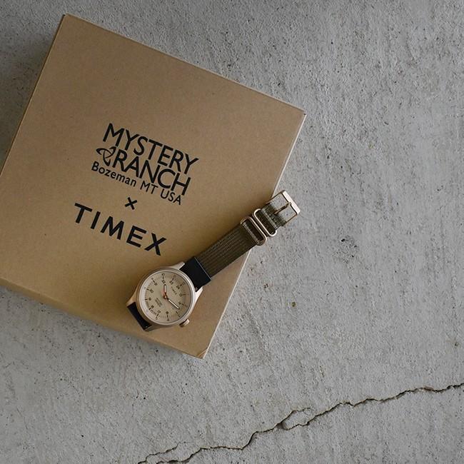 ミステリーランチ×タイメックス MYSTERY RANCH×TIMEX フィールド ウォッチ2 FIELD WATCH 2 時計 腕時計TW2T93200 送料無料|crouka|03