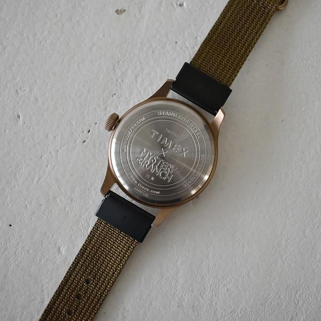 ミステリーランチ×タイメックス MYSTERY RANCH×TIMEX フィールド ウォッチ2 FIELD WATCH 2 時計 腕時計TW2T93200 送料無料|crouka|08