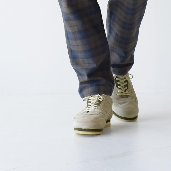 REPRODUCTION OF FOUND  ブリティッシュ ミリタリー トレーナー シューズ 靴 25.5cm-28.0cm 1800FS 送料無料|crouka|02