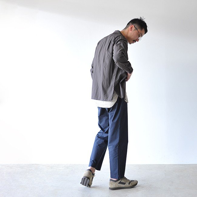 REPRODUCTION OF FOUND  ブリティッシュ ミリタリー トレーナー シューズ 靴 25.5cm-28.0cm 1800FS 送料無料|crouka|12