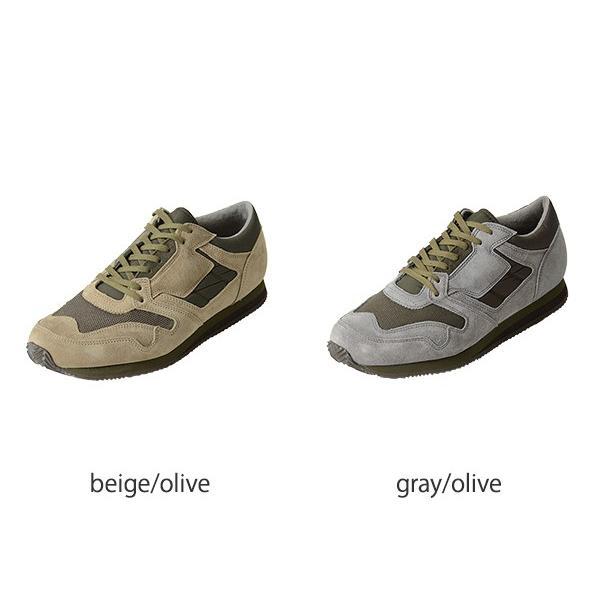 REPRODUCTION OF FOUND  ブリティッシュ ミリタリー トレーナー シューズ 靴 25.5cm-28.0cm 1800FS 送料無料|crouka|13