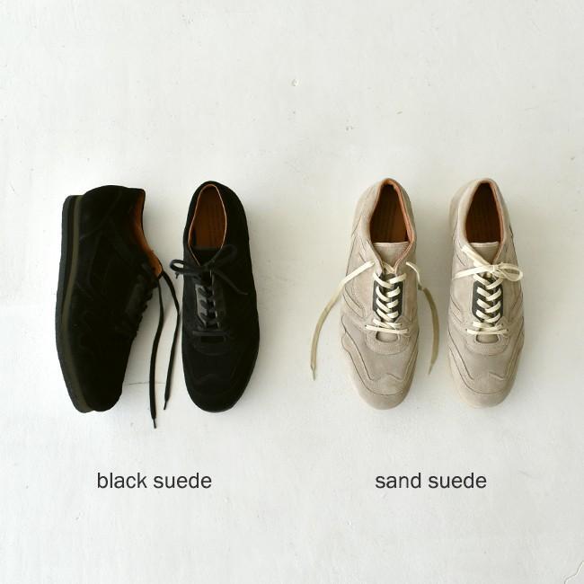 REPRODUCTION OF FOUND  ブリティッシュ ミリタリー トレーナー シューズ 靴 25.5cm-28.0cm 1800FS 送料無料|crouka|03