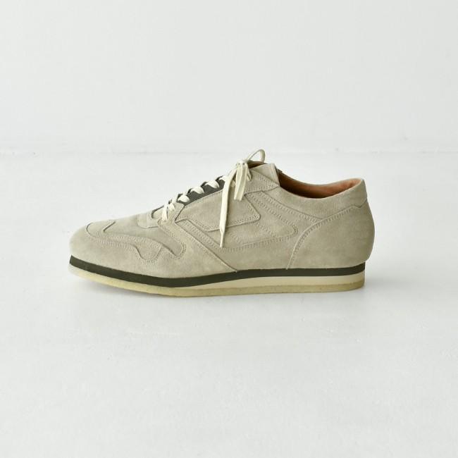 REPRODUCTION OF FOUND  ブリティッシュ ミリタリー トレーナー シューズ 靴 25.5cm-28.0cm 1800FS 送料無料|crouka|06