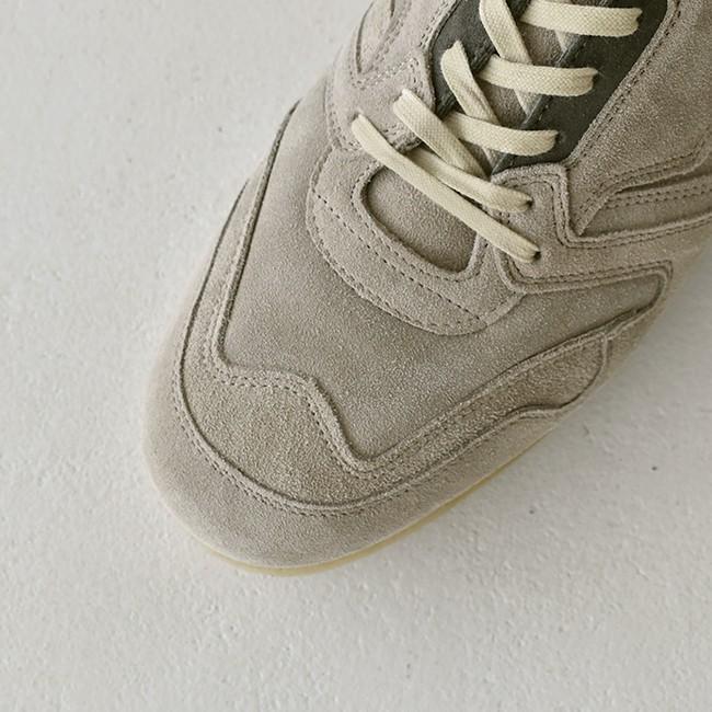 REPRODUCTION OF FOUND  ブリティッシュ ミリタリー トレーナー シューズ 靴 25.5cm-28.0cm 1800FS 送料無料|crouka|07