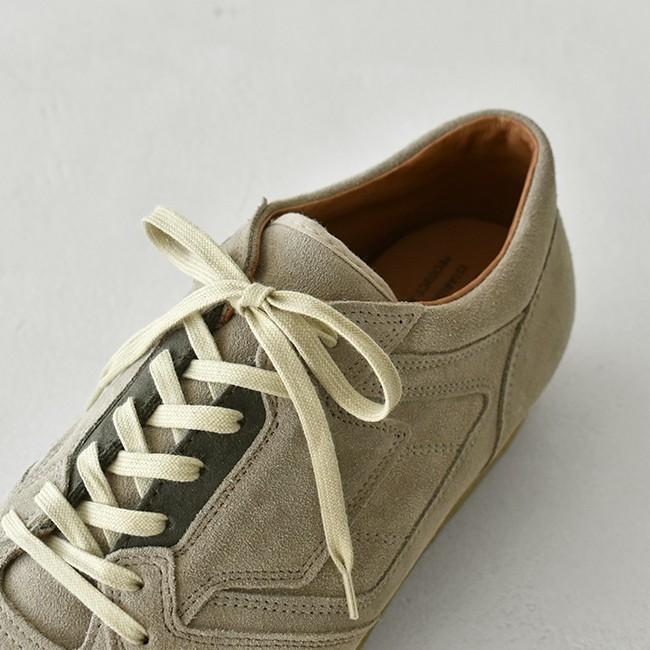 REPRODUCTION OF FOUND  ブリティッシュ ミリタリー トレーナー シューズ 靴 25.5cm-28.0cm 1800FS 送料無料|crouka|08