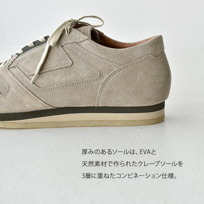 REPRODUCTION OF FOUND  ブリティッシュ ミリタリー トレーナー シューズ 靴 25.5cm-28.0cm 1800FS 送料無料|crouka|09