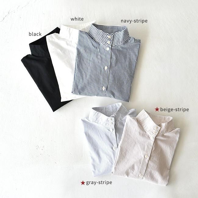 セット SETTO OKKAKE SHIRT オッカケシャツ スタンドカラー クラシック シャツ ・STL-SH006 送料無料|crouka|16